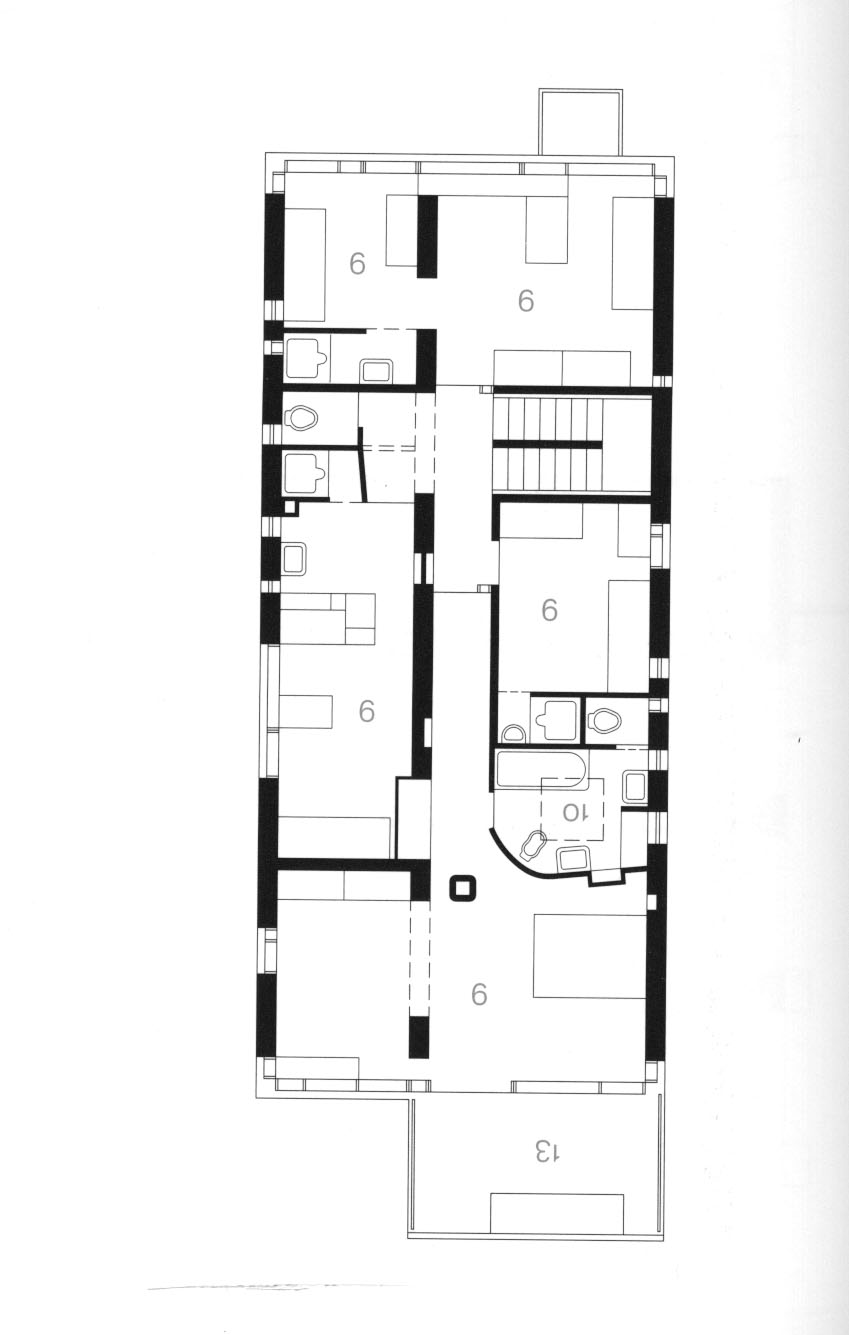 Le corbusier s collaborations interests and influences for Le plan d une maison