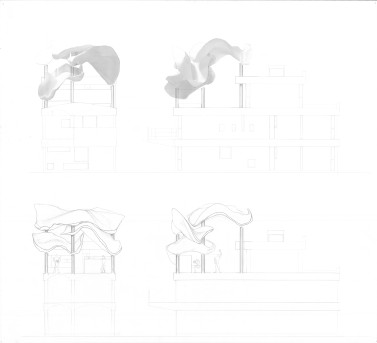 Final Elevations and Sections