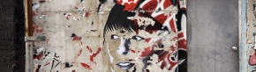 Bergeron, Dan. Elizabeth, Face of the City series, 2010 Source: http://www.woostercollective.com/elizabeth.jpg