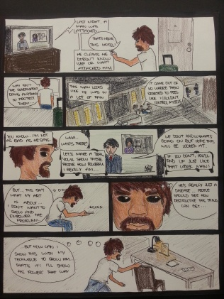 Narrative/Storyboard: 2 of 2