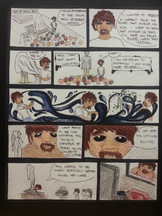 Narrative/Storyboard: 1 of 2