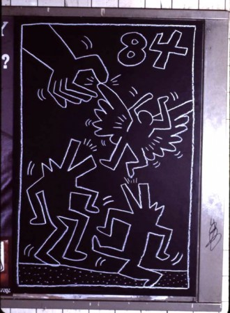 Keith Haring: Interpretation | Making Space and Place